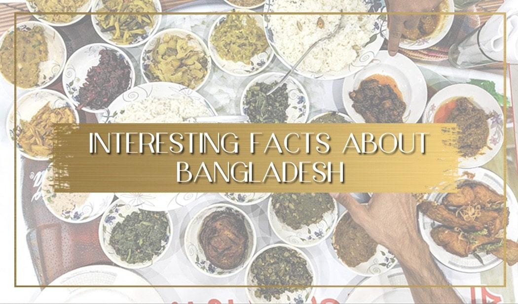 Facts about Bangladesh main