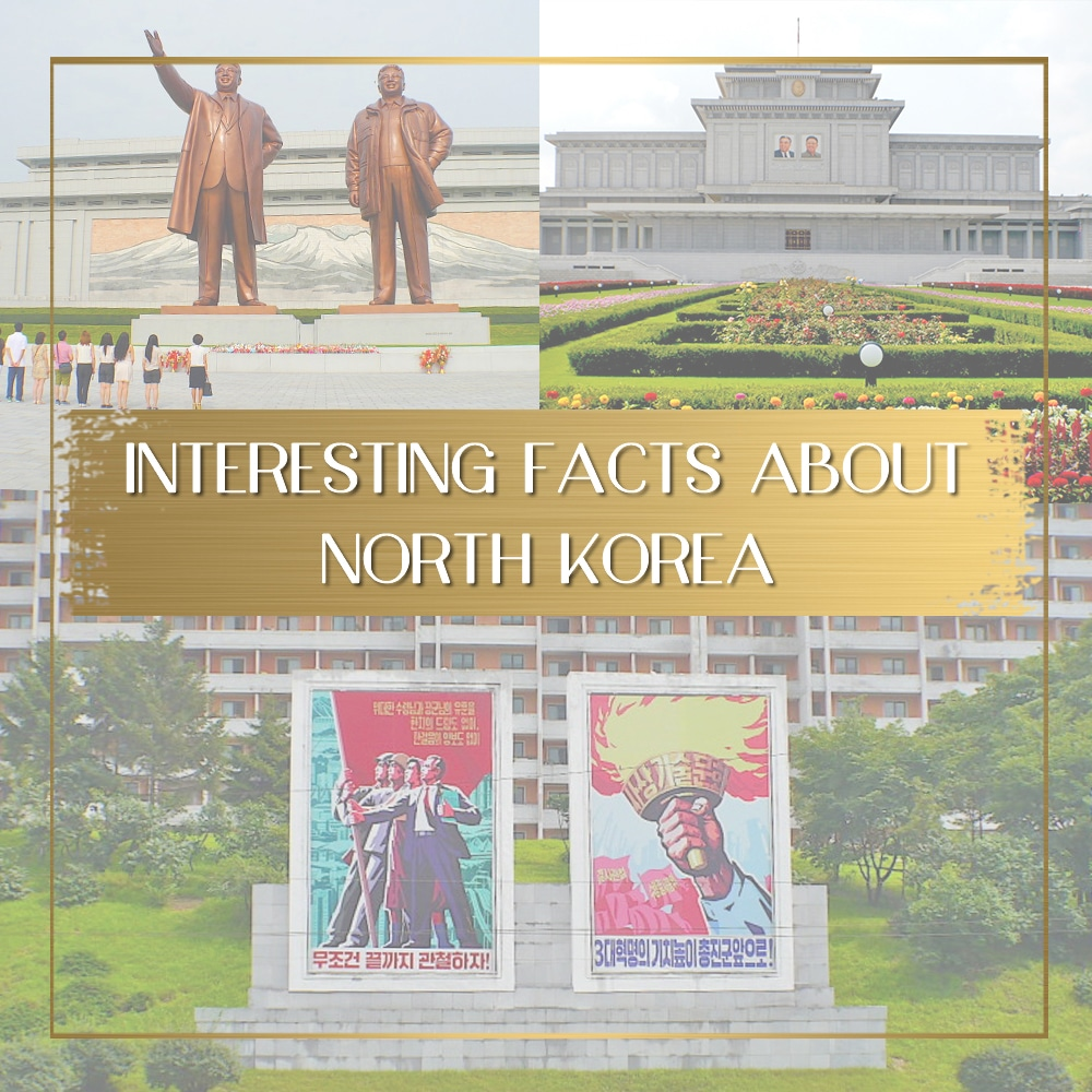 Facts about North Korea feature