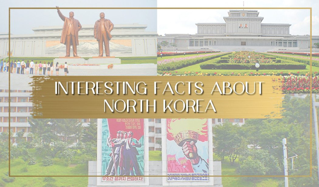 Facts about North Korea main