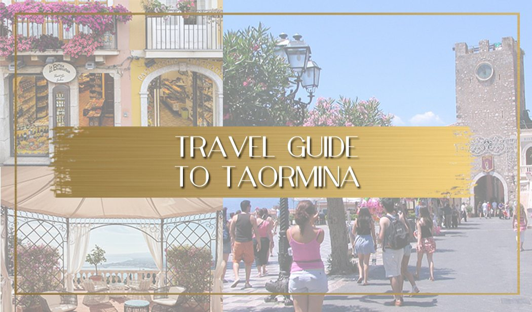 Guide to Taormina main