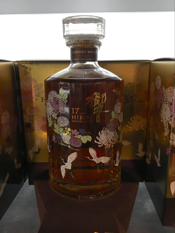 Hibiki 17 sakura edition
