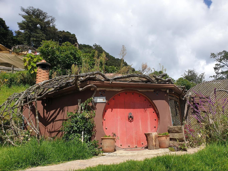 Hobbitenango rooms