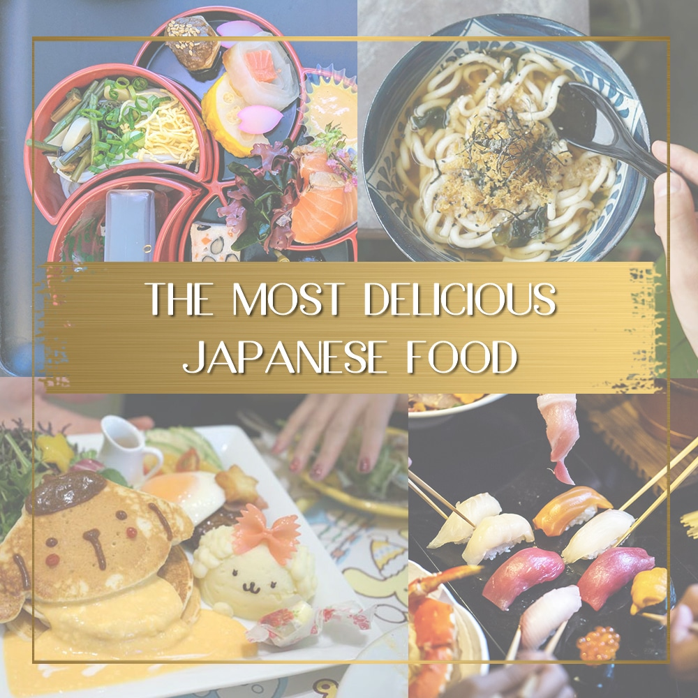 Japanese food feature