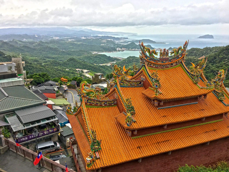 Jiufen in Taiwan