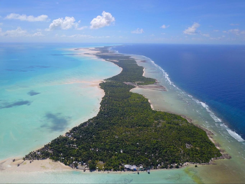 North Tarawa from my drone