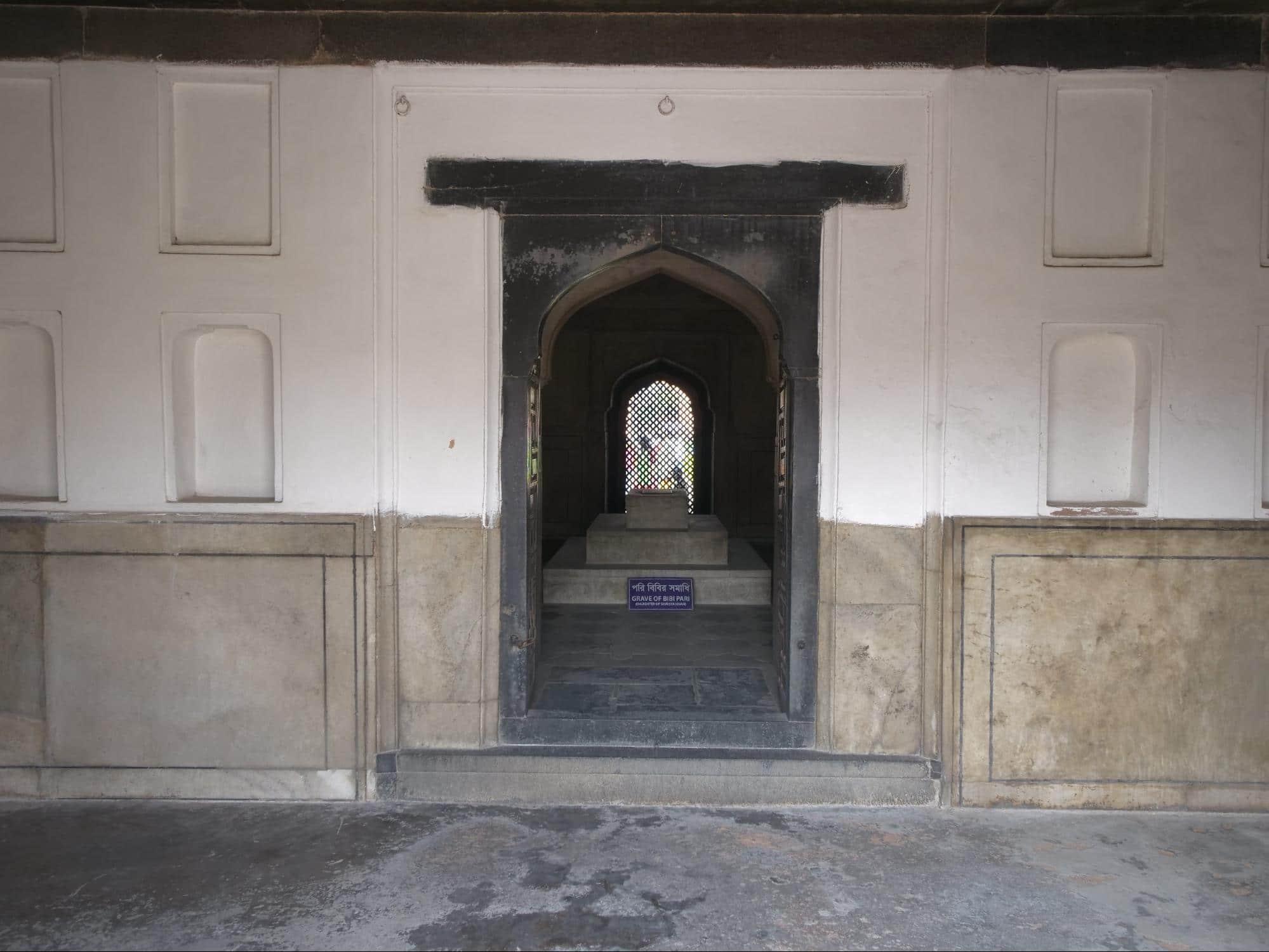 Pari Bibi mausoleum