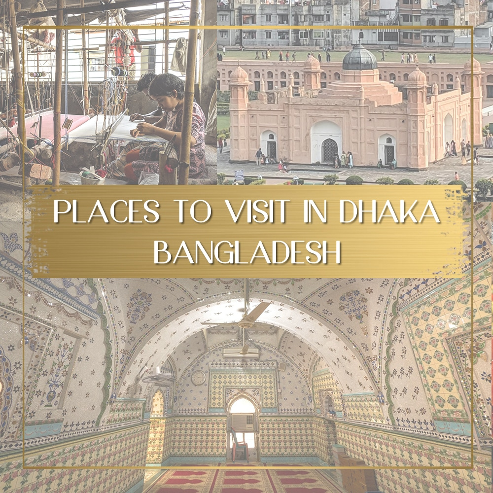 Places to visit in Dhaka feature