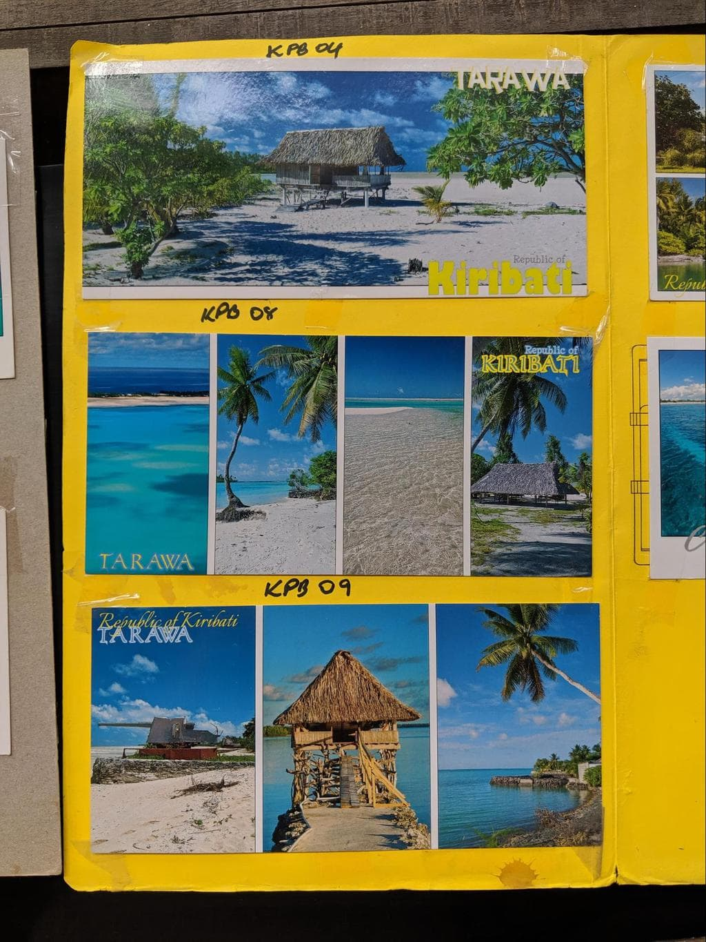 Postcards from Kiribati