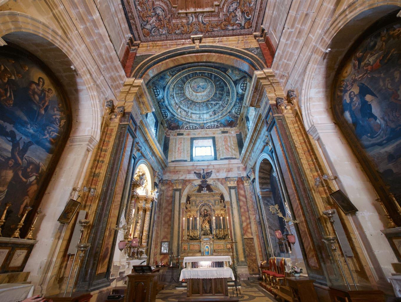 Ragusa St. Giorgio Cathedral 01