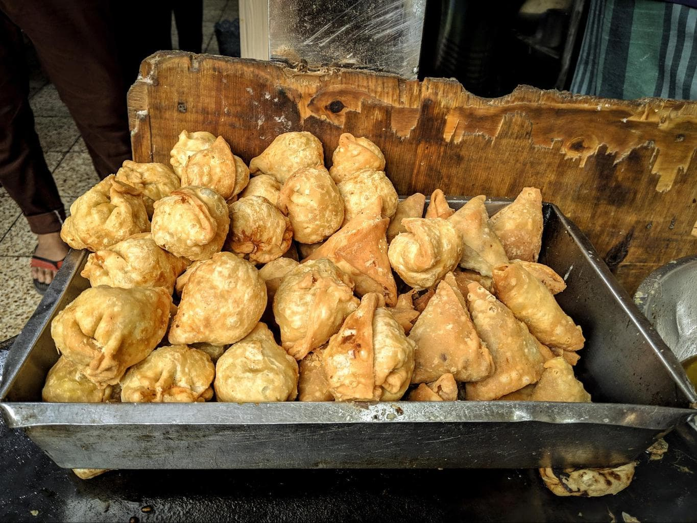 Samosa and shingara