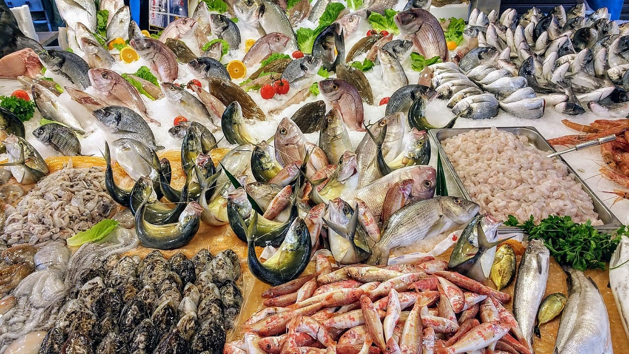 Sicilian food is always fresh and in season