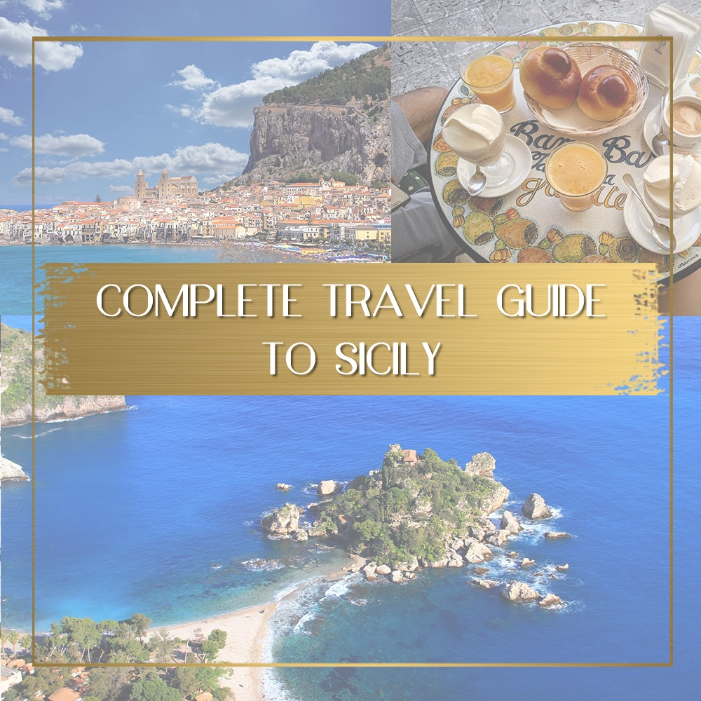 Sicily Travel feature