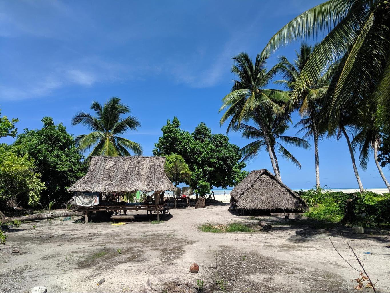 Small communities in North Tarawa