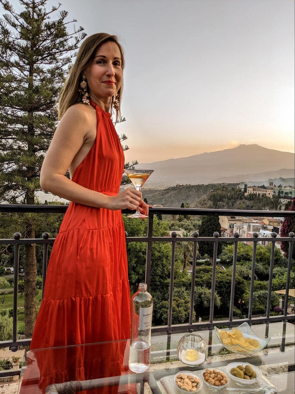 Sunset aperitivo