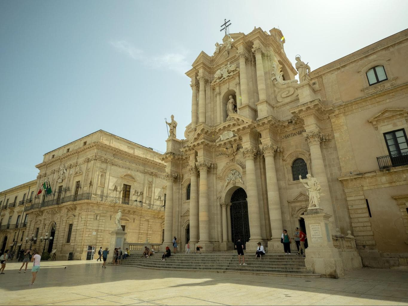 Syracuse Cathedral