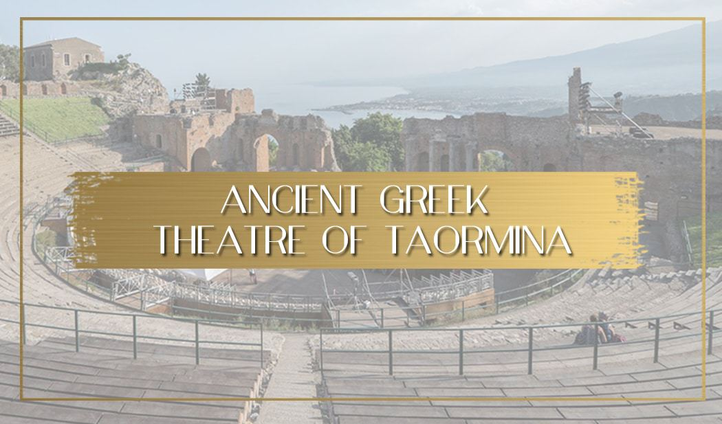 Taormina's Ancient Greek Theatre Main