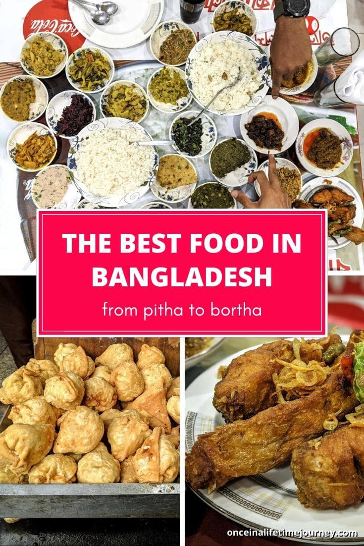 The Best Bangladeshi food