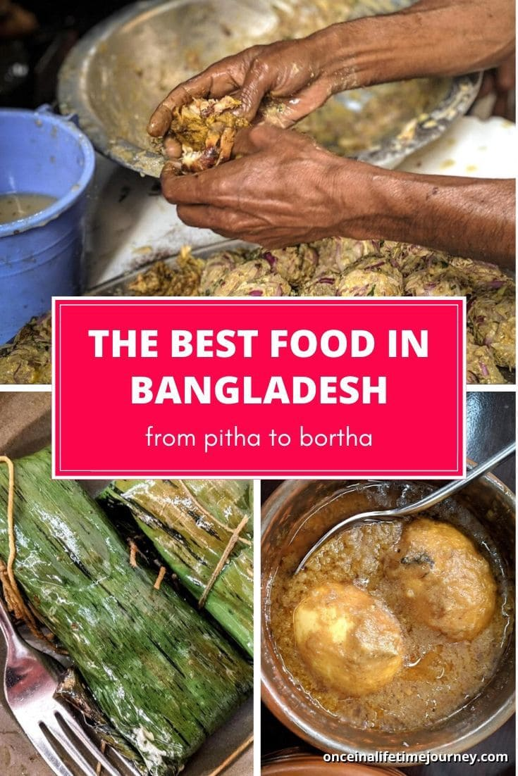 The Best food in Bangladesh