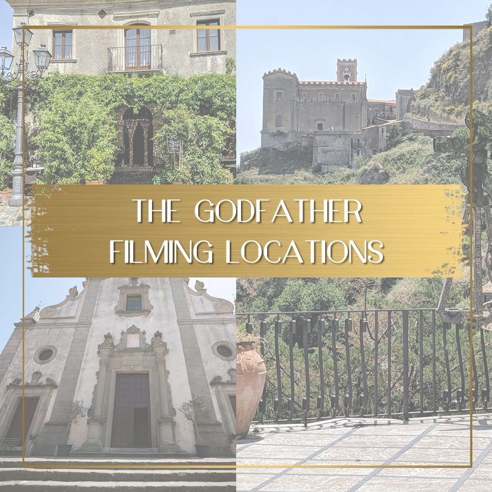The Godfather filming locations Sicily feature