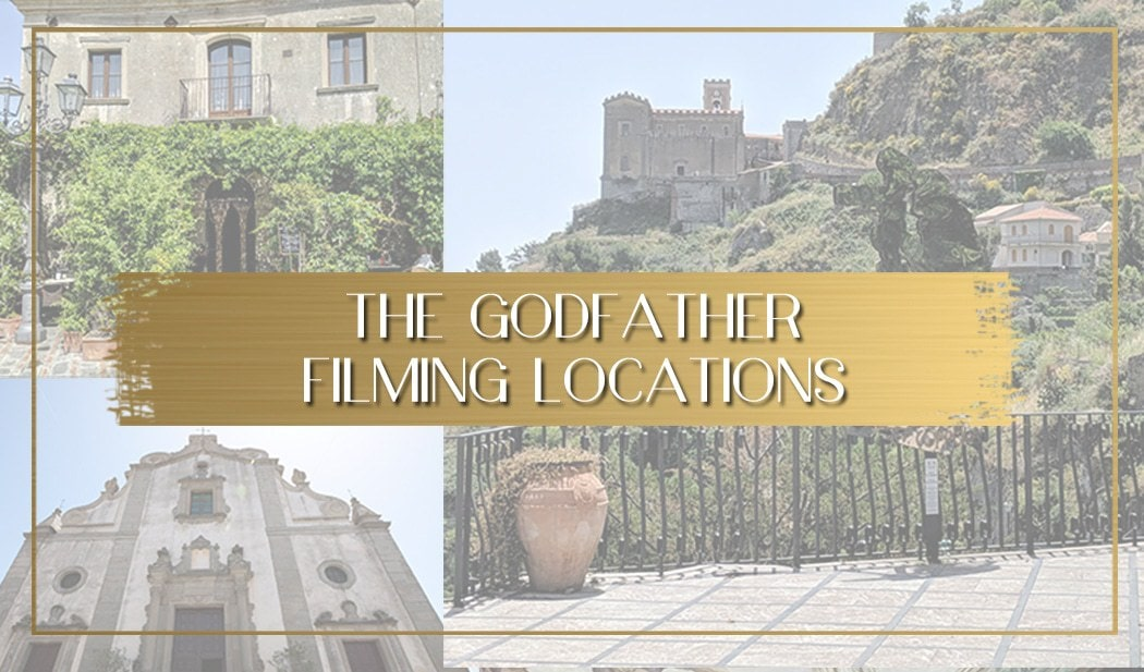 The Godfather filming locations Sicily main
