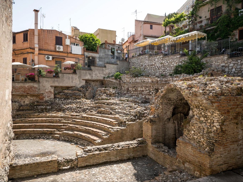 The Roman Odeon