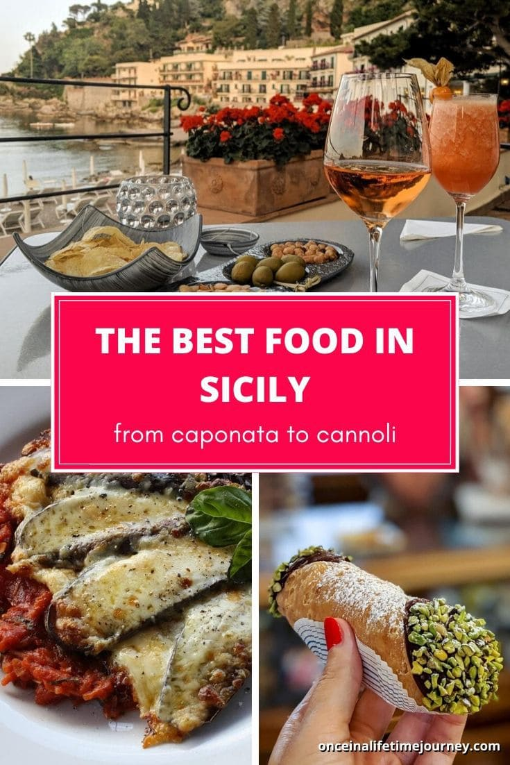 The best food in Sicliy