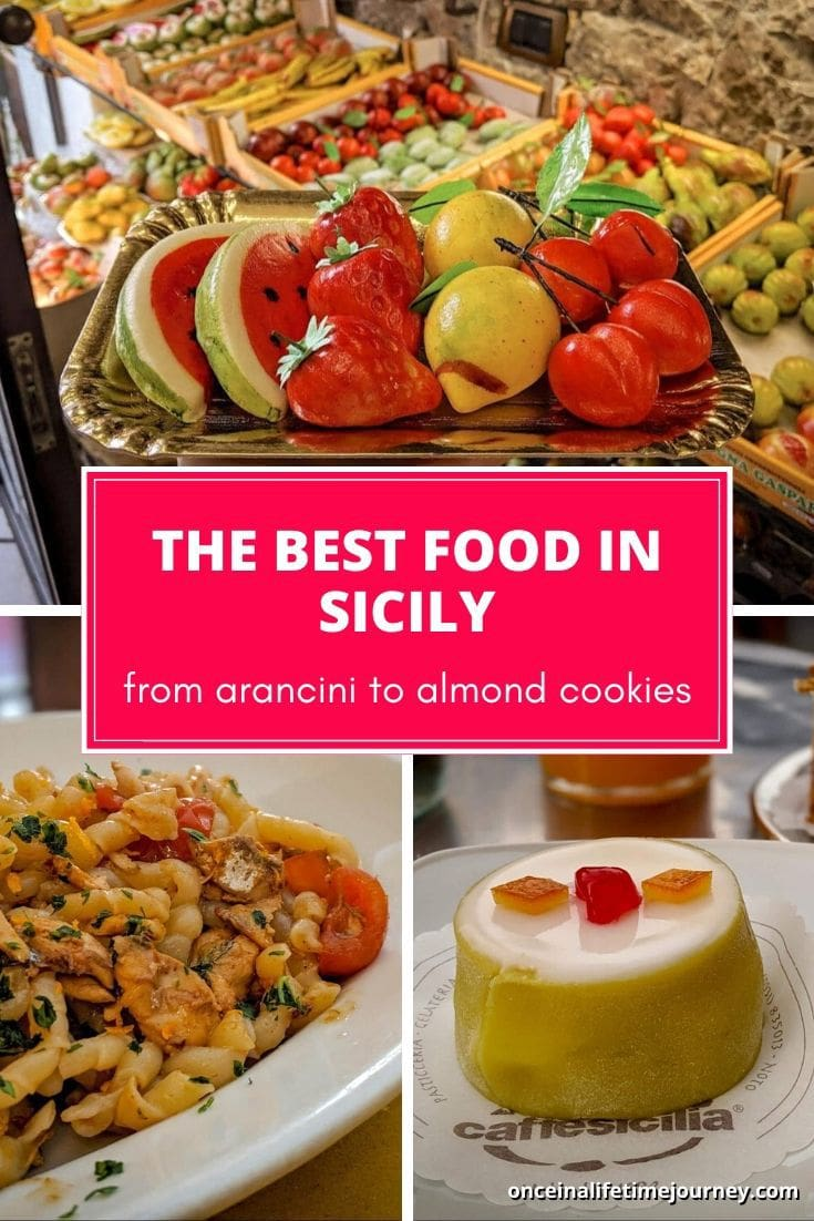 The best food in Sicliy to eat