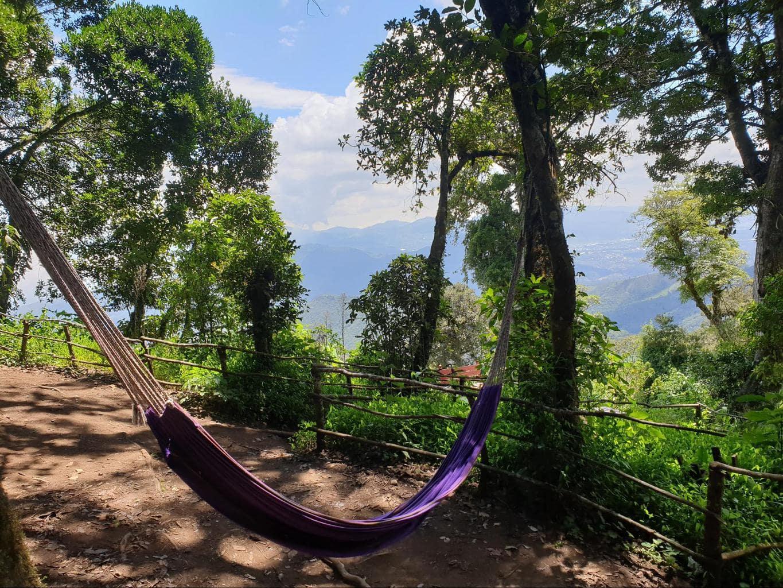 Things to do in Hobbitenango - hammok