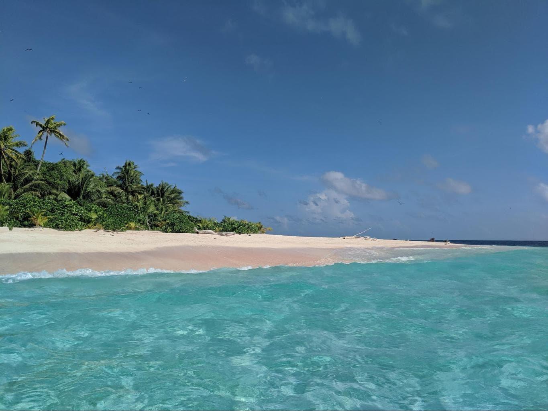 Tuvalu's beaches