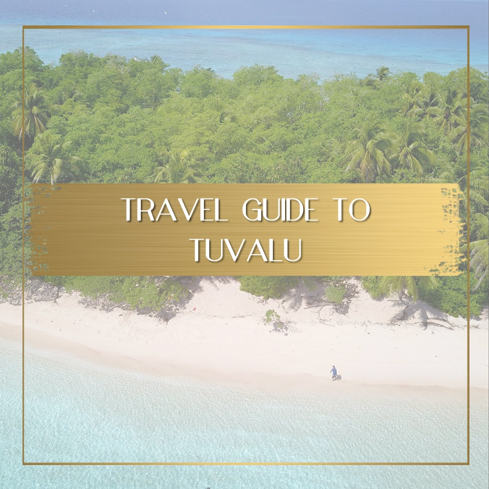 Tuvalu travel guide feature
