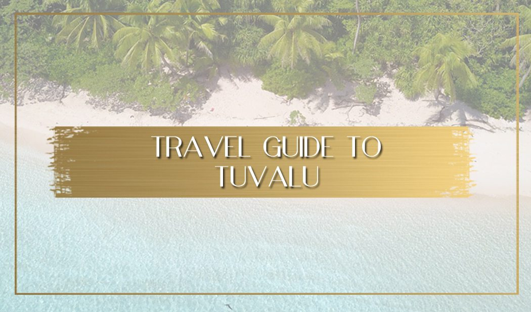 Tuvalu travel guide main