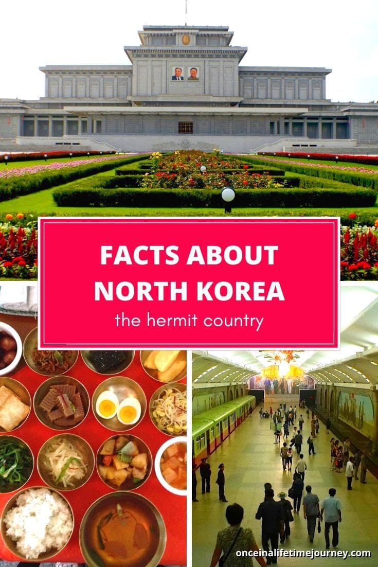 Unique facts about North Korea