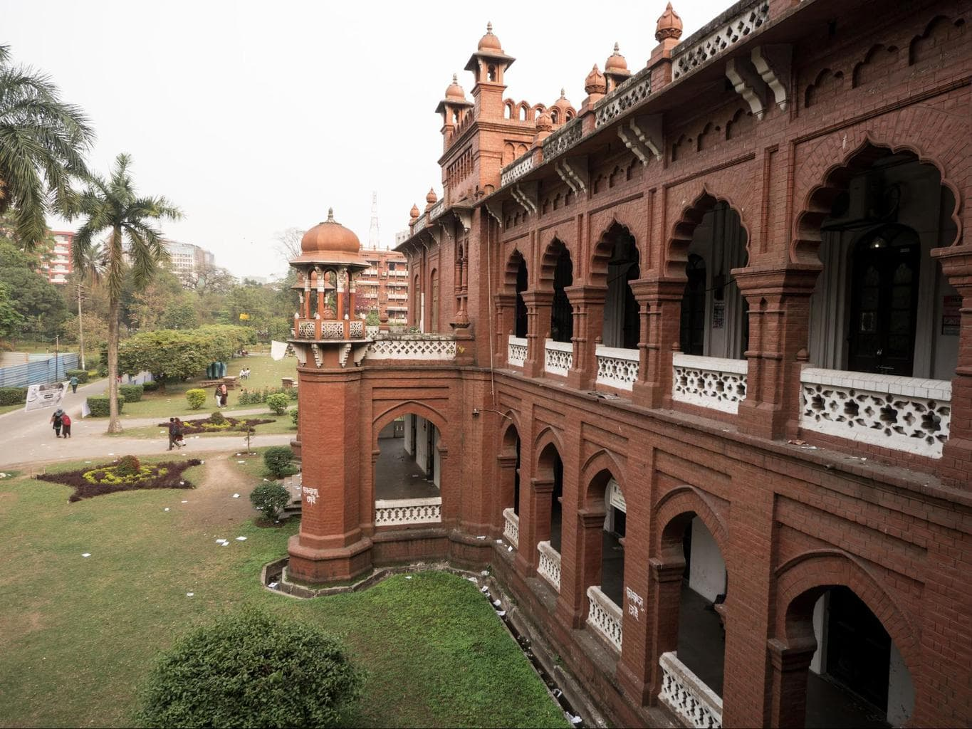 University of Dhaka, Curzon Hall 01