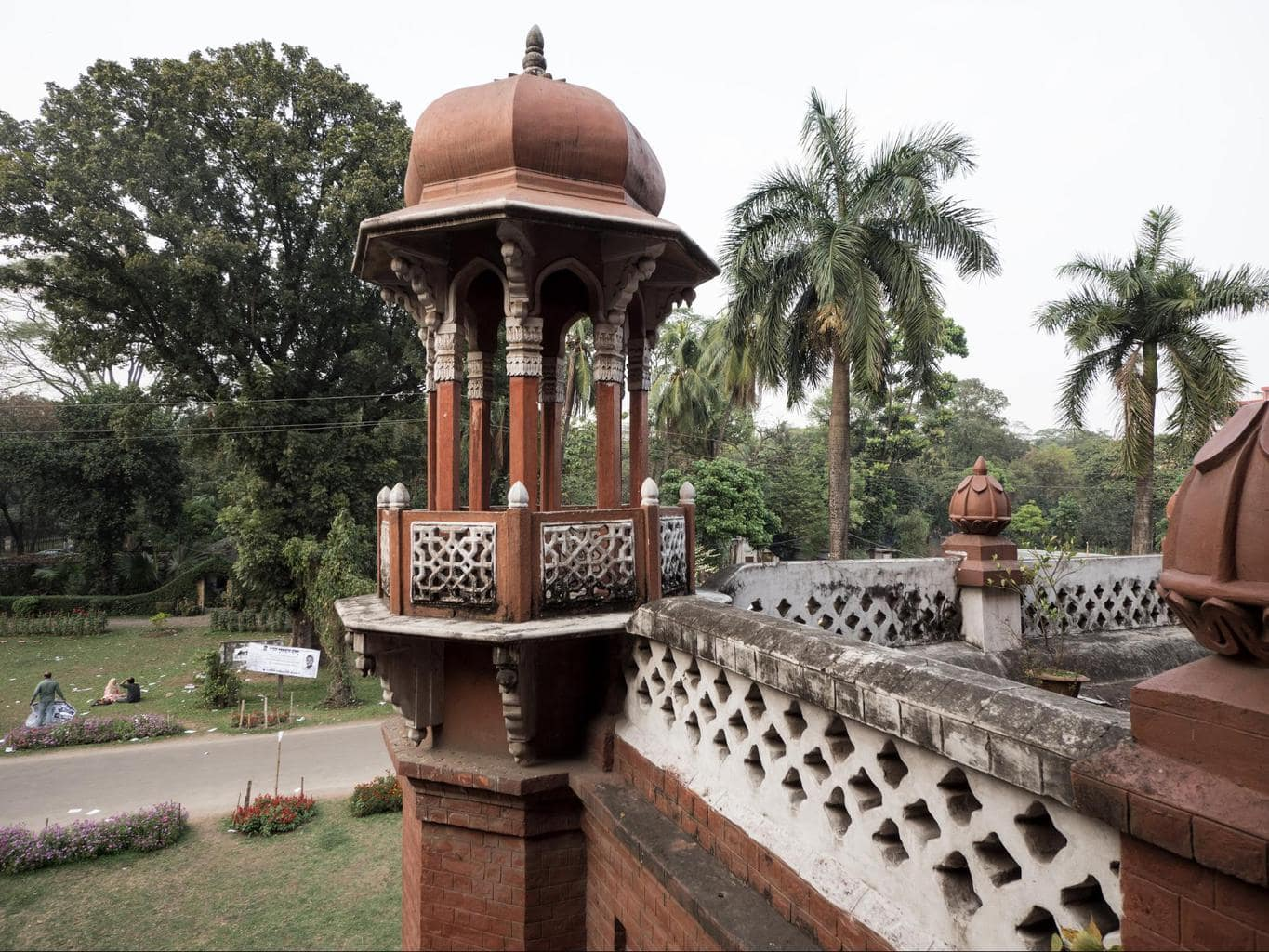 University of Dhaka, Curzon Hall 02