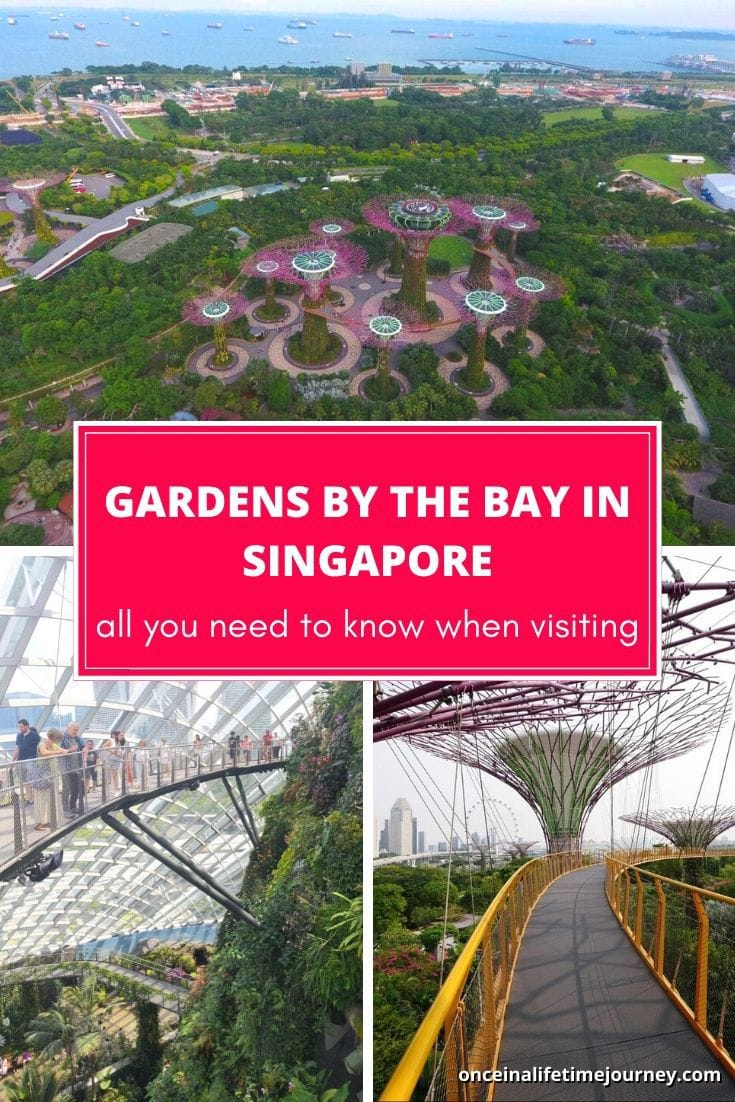 Guide to Gardens by the Bay in Singapore