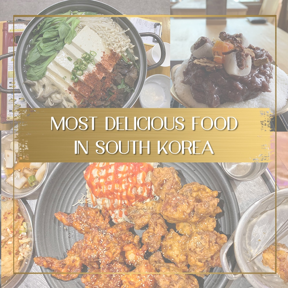 Korean Food feature