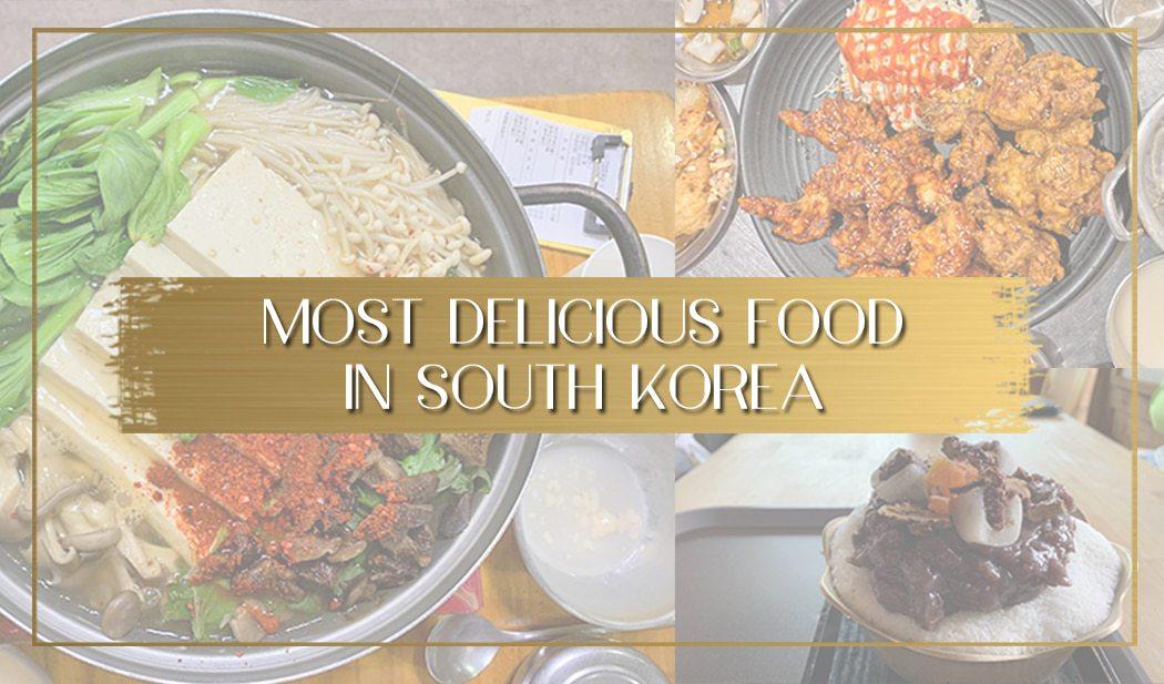 Korean Food main