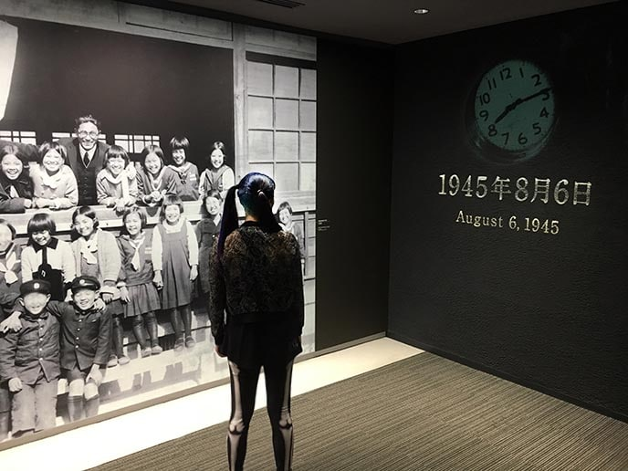 Learn all about the past in Hiroshima