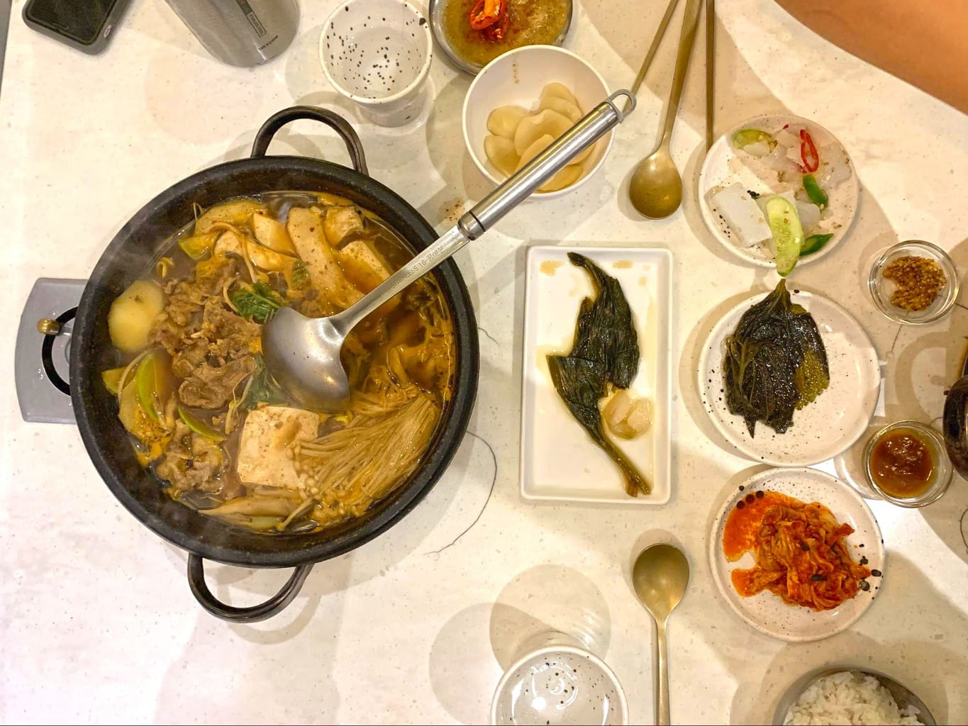 Learn the difference between guk, tang and jjigae