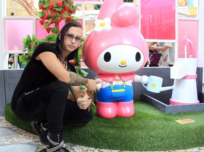 Meet all the Sanrio characters at Hello Kitty Hotel