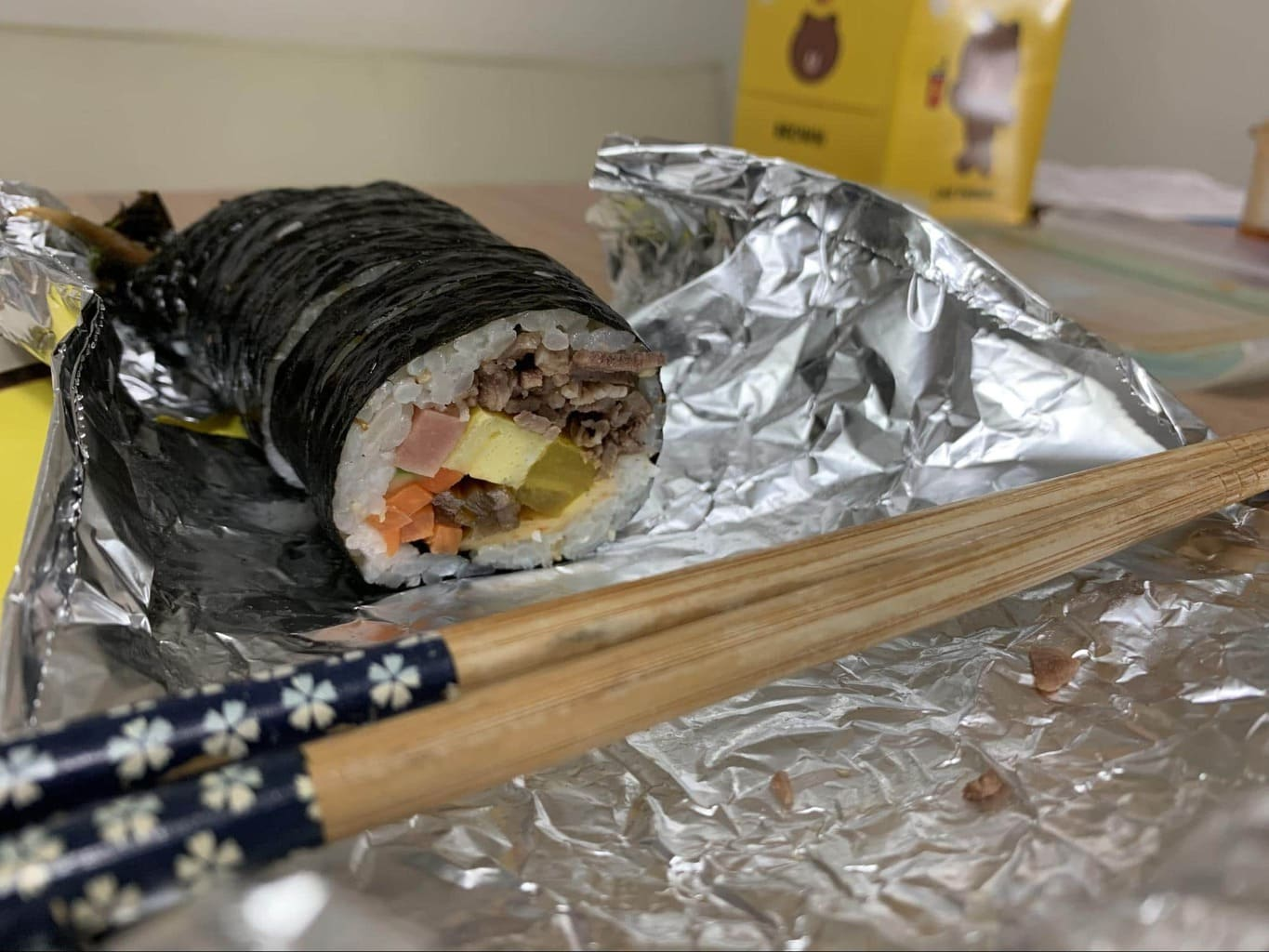 Normal kimbap