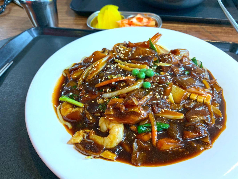 Seafood jajang myeong
