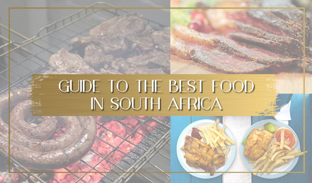 South Africa food main
