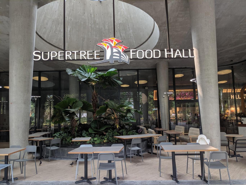 Supertree Food Hall