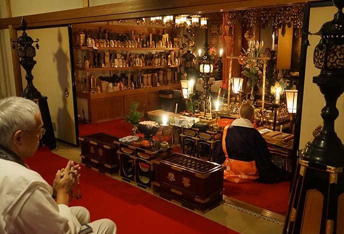 Temple-stay in Mount Koya