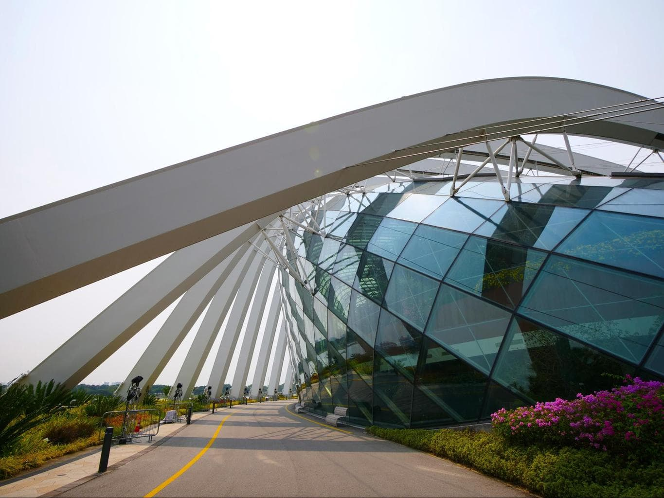 The Conservatories at Gardens by the Bay