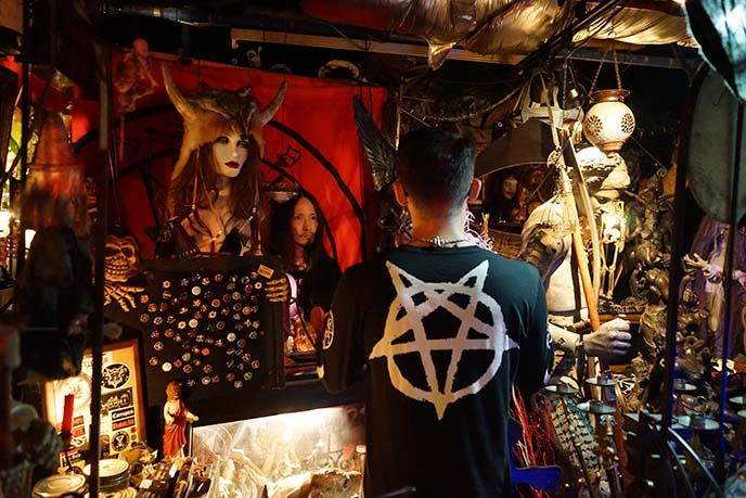 The Occult in Osaka