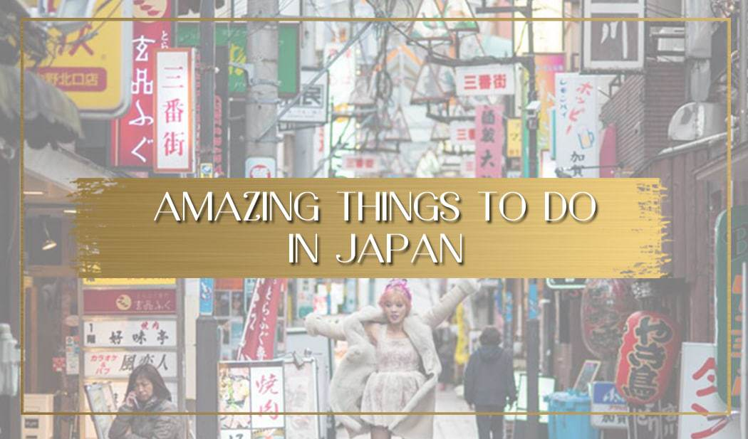 Things to do in Japan main
