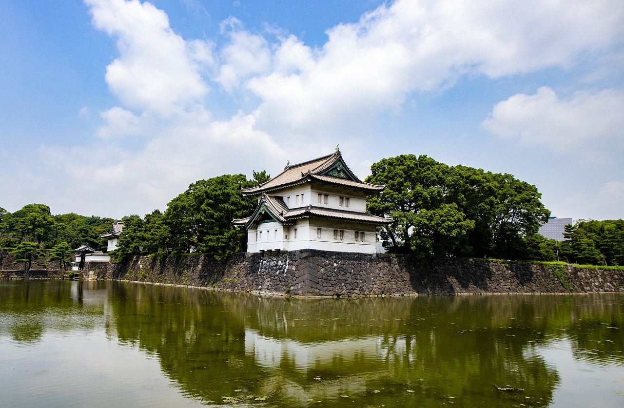 Tokyo Imperial Palace, one of the best places to visit in Japan