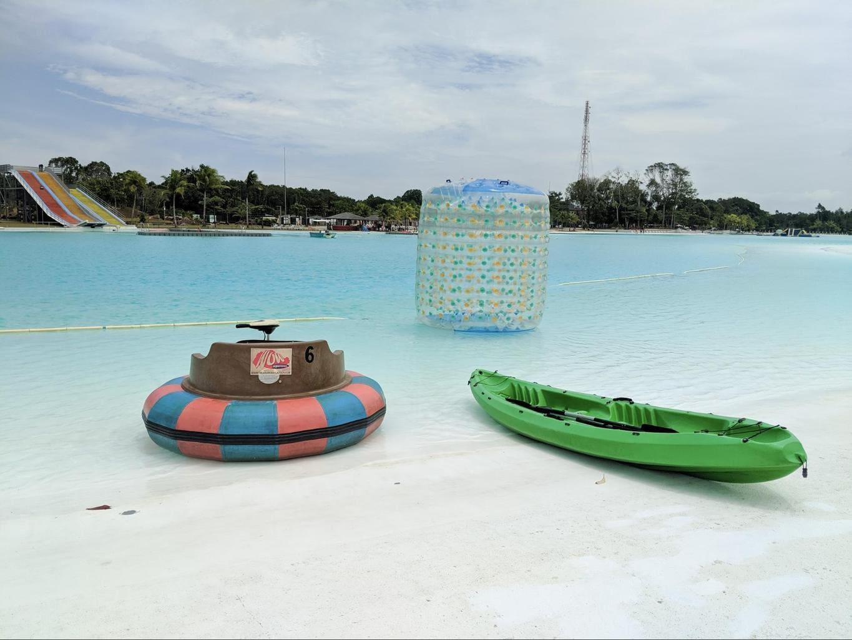 Water activities at Natra Bintan 01
